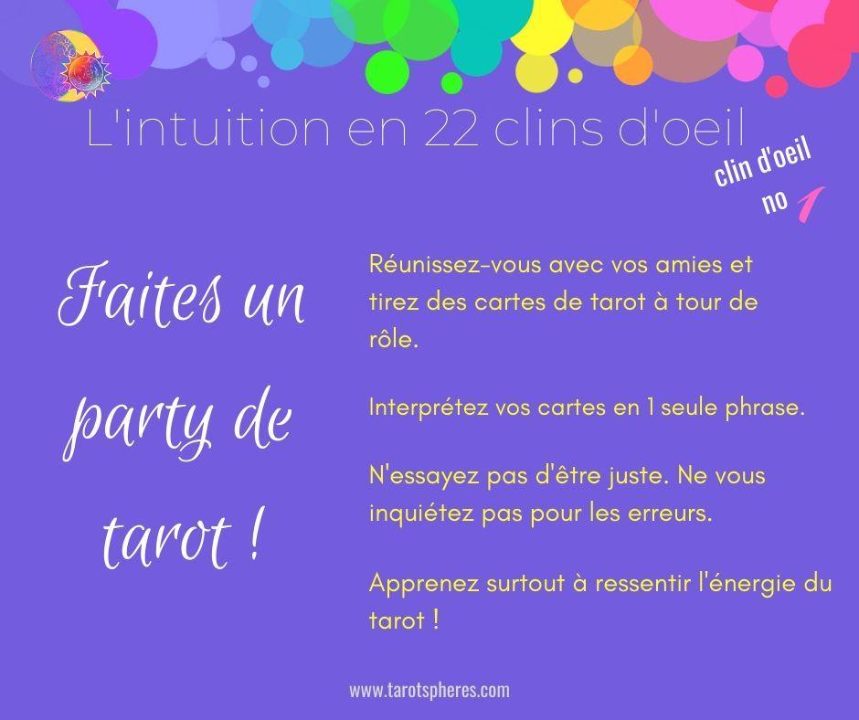 party-de-tarot