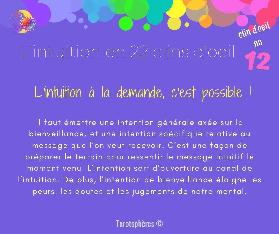intuition-a-la-demande